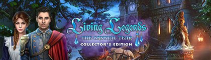Living Legends: The Crystal Tear Collector's Edition screenshot