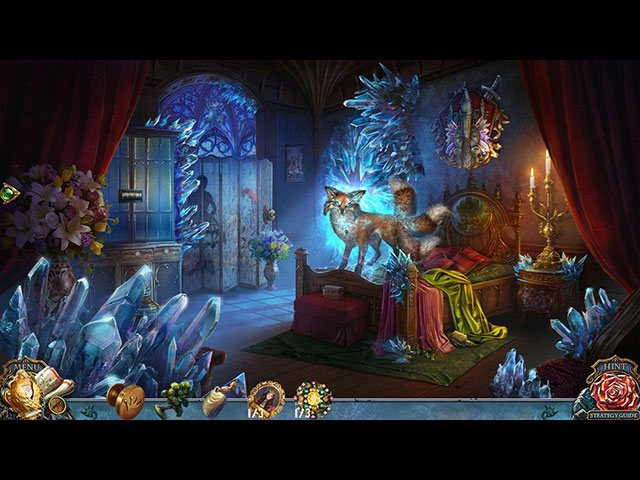 Living Legends: The Crystal Tear Collector's Edition large screenshot