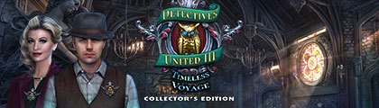 Detectives United III: Timeless Voyage Collector's Edition screenshot