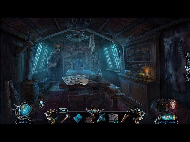 Detectives United III: Timeless Voyage Collector's Edition large screenshot