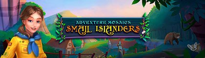 Adventure mosaics - Small Islanders screenshot