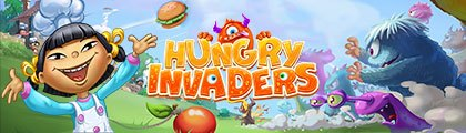 Hungry Invaders screenshot