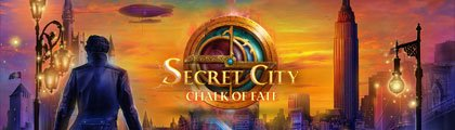 Secret City: Chalk of Fate screenshot