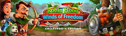Robin Hood: Winds Of Freedom Collector's  Edition screenshot