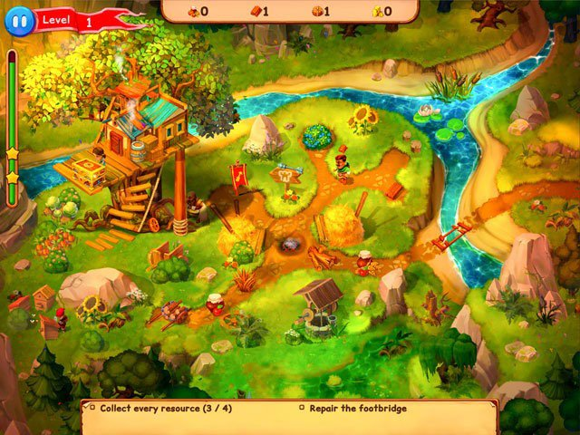 Robin Hood: Winds Of Freedom Collector's  Edition large screenshot