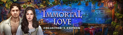 Immortal Love: Stone Beauty Collector's Edition screenshot