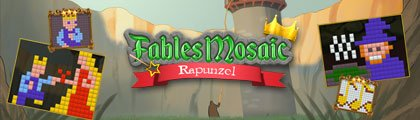 Fables Mosaic: Rapunzel screenshot