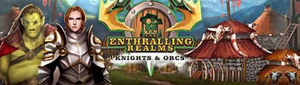 The Enthralling Realms: Knights & Orcs screenshot