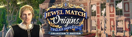 Jewel Match Origins: Palais Imperial Collector's Edition screenshot