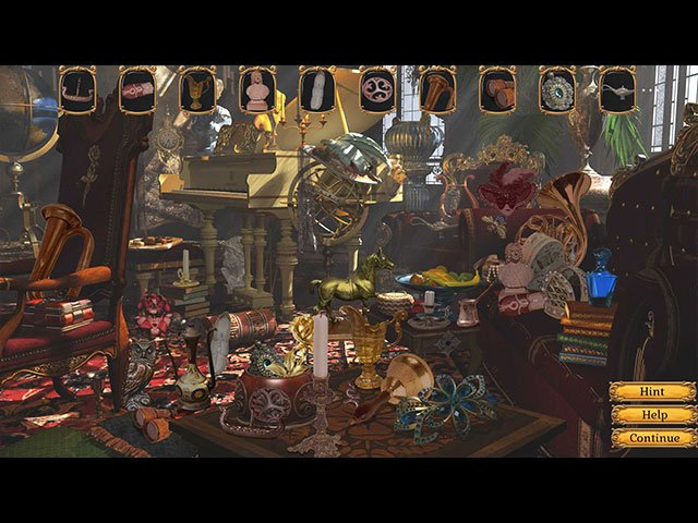 Jewel Match Origins: Palais Imperial Collector's Edition large screenshot