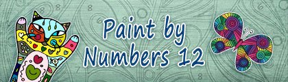 Paint By Numbers 12 screenshot