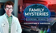 Family Mysteries: Criminal Mindset Collector's Edition