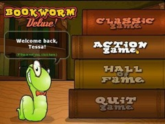 Bookworm Deluxe Screenshot 1