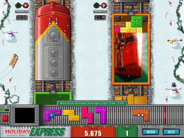 Holiday Express large screenshot