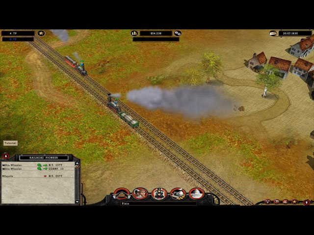 Railroad Pioneer large screenshot