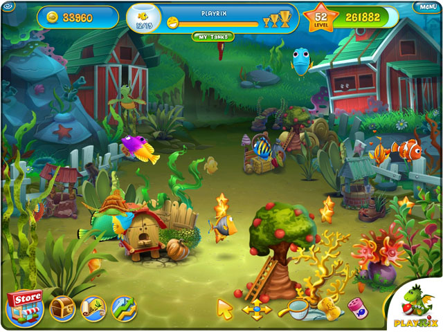 Fishdom 3 Premium Edition large screenshot