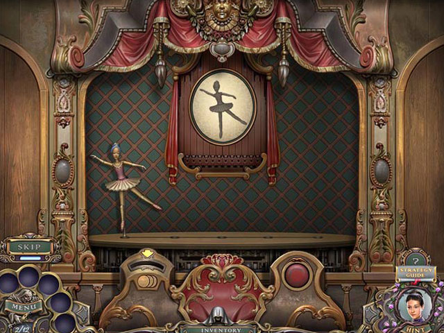 Witch Hunters: Stolen Beauty Collector's Edition large screenshot