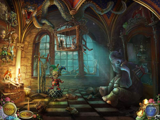 PuppetShow: Return to Joyville Collector's Edition large screenshot