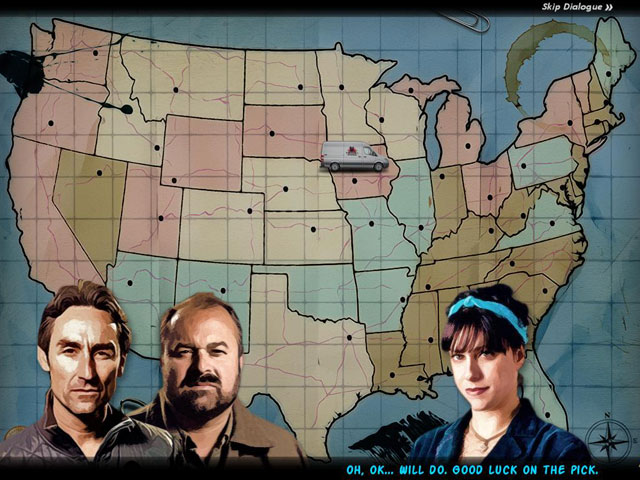 American Pickers: The Road Less Traveled large screenshot