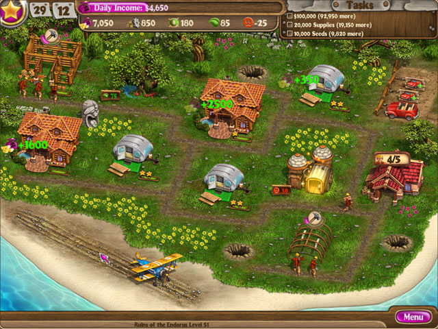 Campgrounds large screenshot