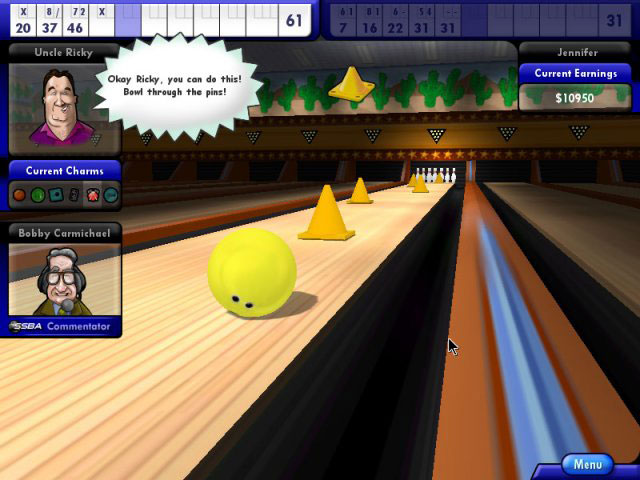 Saints and Sinners Bowling large screenshot