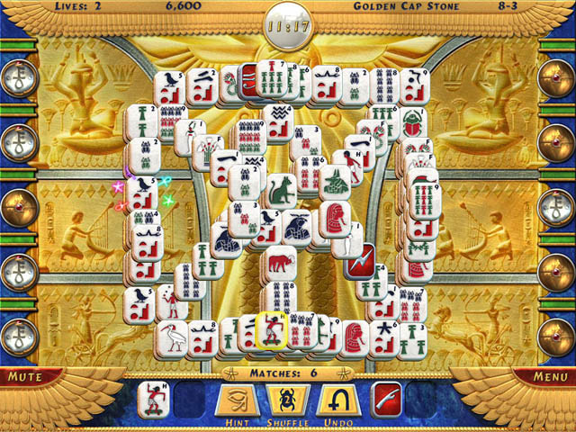 Luxor Mahjong large screenshot