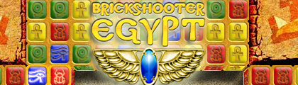 Brickshooter Egypt screenshot
