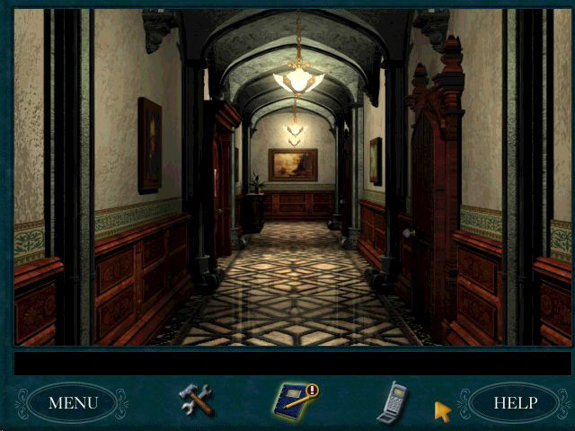 Nancy Drew Curse of Blackmoor Manor large screenshot