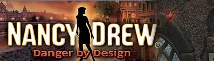 Nancy Drew Danger by Design screenshot