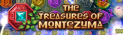 Treasures of Montezuma screenshot
