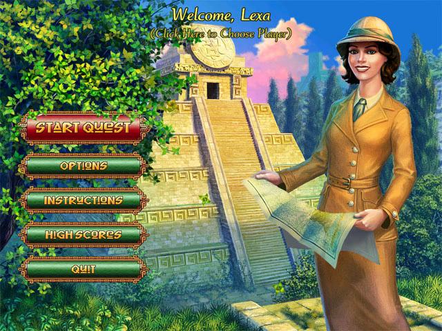 Treasures of Montezuma Screenshot 1
