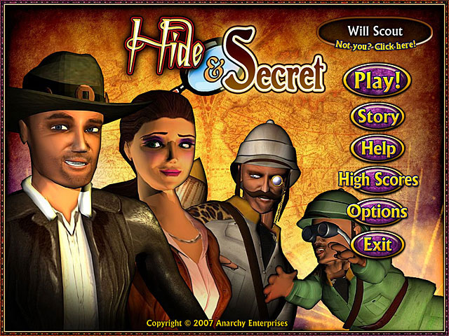 Hide and Secret large screenshot
