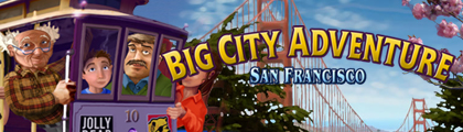 Big City Adventure San Francisco screenshot