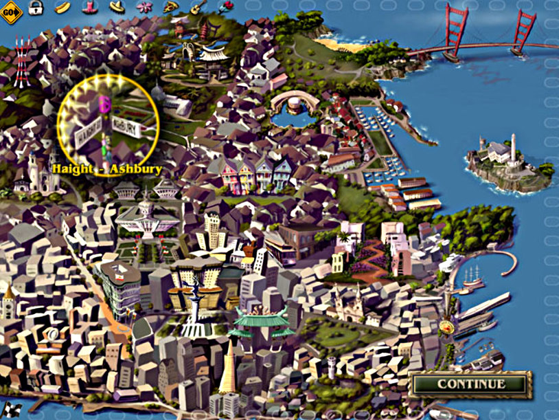 big city adventure san francisco free online game