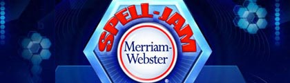 Merriam Websters Spell Jam screenshot