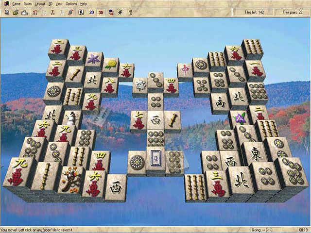 Mahjongg Championship large screenshot