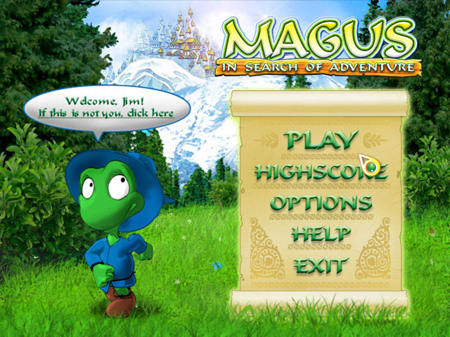 Magus In Search of Adventure large screenshot