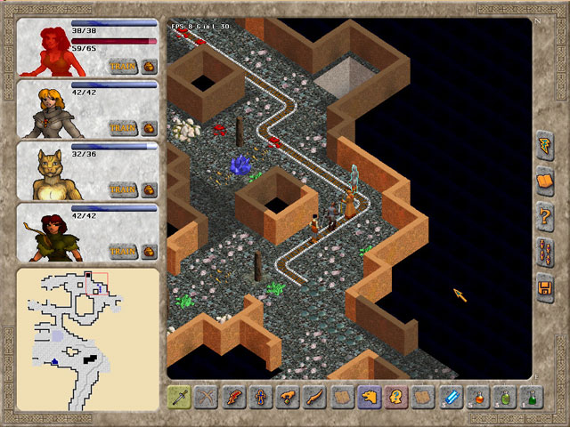 Avernum 4 large screenshot