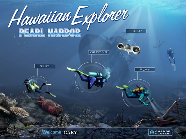 Hawaiian Explorer: Pearl Harbor large screenshot