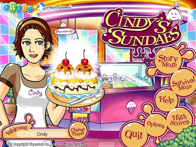 Cindys Sundaes large screenshot