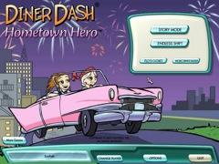 Diner Dash Hometown Hero Screenshot 1