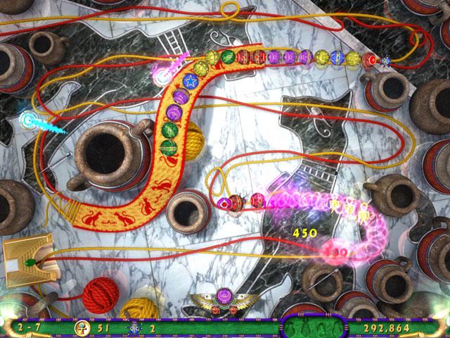 Luxor 3 Screenshot 1