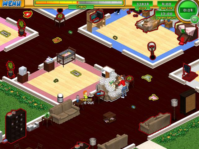 Babysitting Mania Screenshot 1