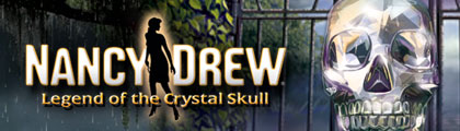 Nancy Drew Legend of Crystal Skull screenshot