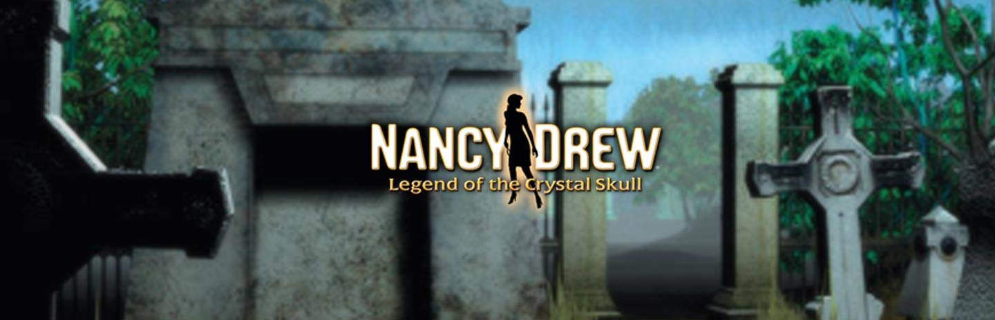 Nancy Drew Legend of Crystal Skull