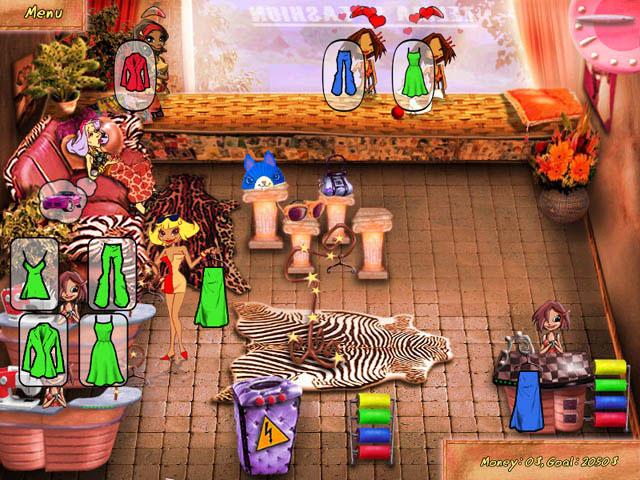 Fashion Rush Screenshot 1