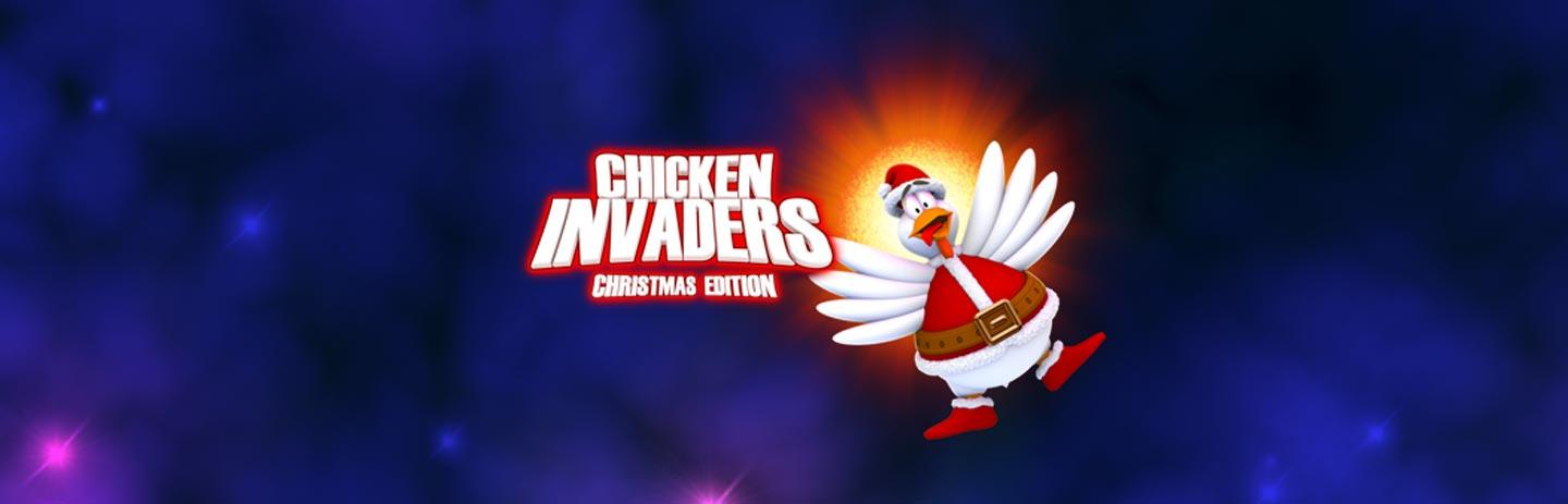 Chicken Invaders 3: Christmas Edition