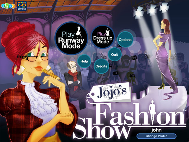 Jojo's Fashion Show large screenshot