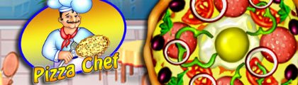 Pizza Chef screenshot