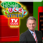 Pat Sajak's Lucky Letters TV Guide Edition